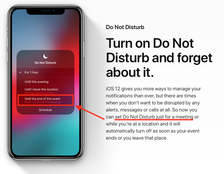 How iOS12 Will Help To Keep Your Meetings Focused